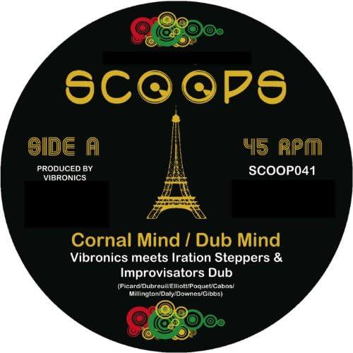 Vibronics feat. Iration Steppas, Improvisators Dub & Blackboard Jungle