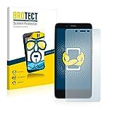 BROTECT Schutzfolie kompatibel mit Elephone P6000 (2 Stück) klare Bildschirmschutz-Folie