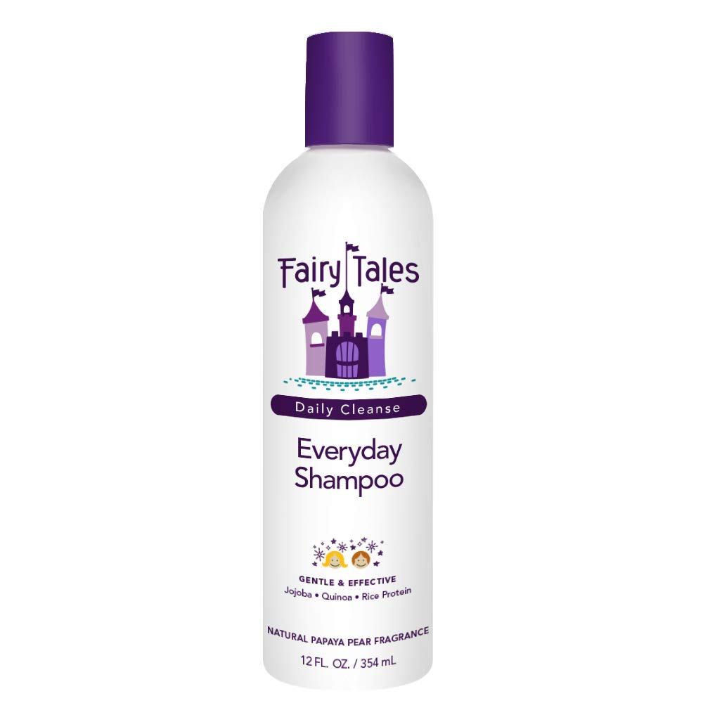 Fairy Tales Daily Cleanse Sale item Everyday Shampoo - Natural Kids Gentle Topics on TV