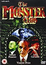 The Monster Club [Region 2] by Vincent Price
