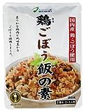 ベストアメニティ 鶏ごぼう飯の素セット 150g×10P