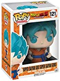 Funko – 121 – Pop – Manga – Dragon Ball Z – Figura Blue Goku Super Saiyan God...