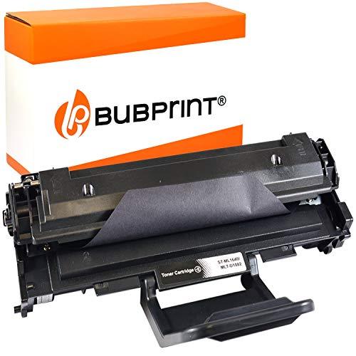 Bubprint Cartucho de tóner Negro Compatible con Samsung ml-1640 ML1640