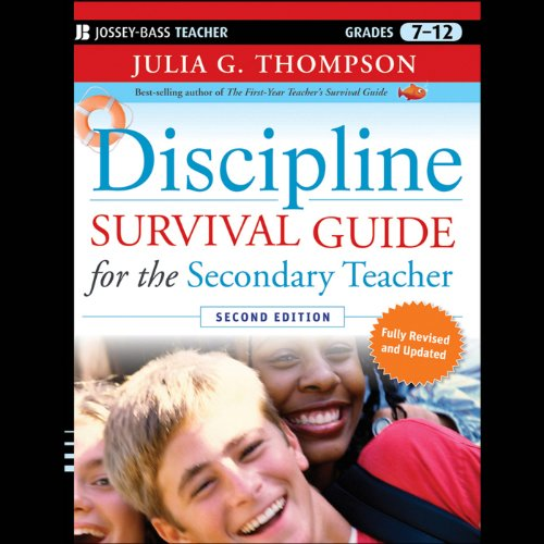 Discipline Survival Guide for the Secondary Teacher cover art