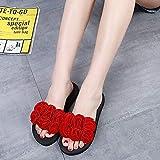 Zoom IMG-2 bolanq donna fiore sandali estivi