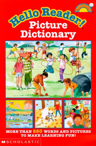 Hello Reader: Picture Dictionary