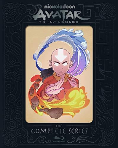 Avatar - Last Airbender: Complete Series (9 Blu-Ray) [Edizione: Stati Uniti]