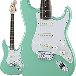 Fender Traditional 70s Stratocaster (Surf Green/Rosewood) [Made in Japan] (Japan Import)