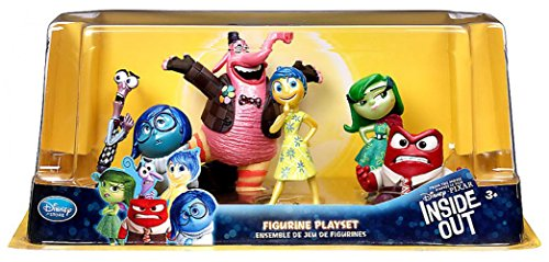 Disney / Pixar Inside Out Inside Out Deluxe PVC Figure 6-Pack Playset