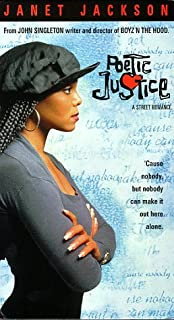Poetic Justice [USA] [VHS]