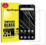 CaseExpert 2 Pack - UMIDIGI S3 Pro Protector de Pantalla, Ultra Tanque Transparente Cristal 9H Cristal Templado Glass Protector de Pantalla para UMIDIGI S3 Pro