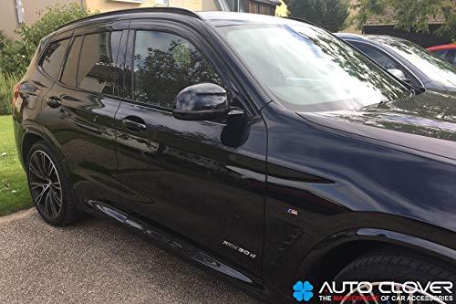 Autoclover Windabweiser-Set für BMW X3 G01 2018+, 6-teilig