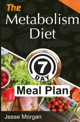The Metabolism Diet: 7 Day Meal Plan with 21 great healthy recipes