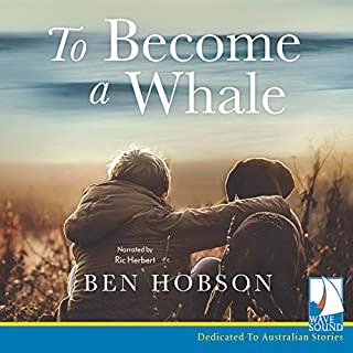To Become a Whale cover art