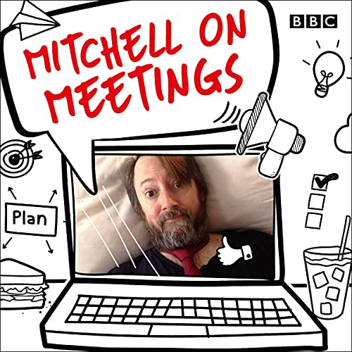 Mitchell on Meetings cover art