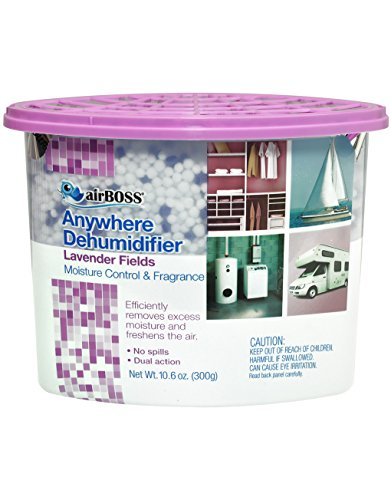 airBOSS Anywhere Dehumidifier - Lavender Fields