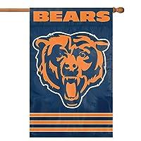 Party Animal Chicago Bears NFL Banner Flag [並行輸入品]