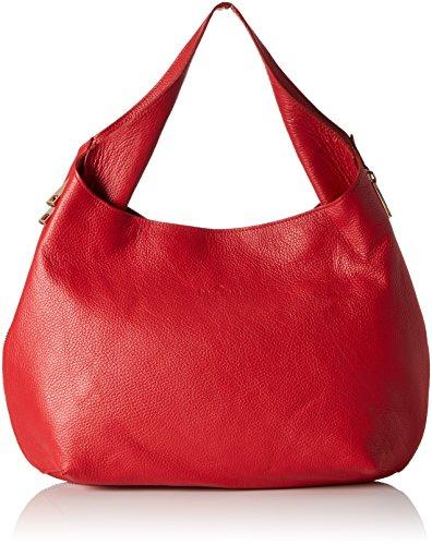 Bags4Less Damen Ronin Umhängetasche, Rot (Rot), 14x30x43 cm