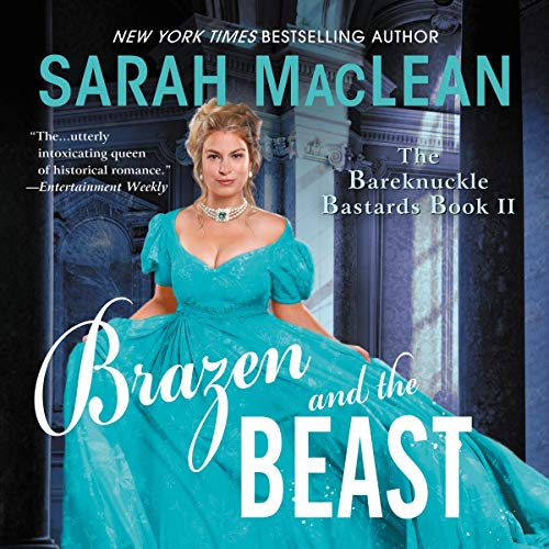 Brazen and the Beast audiobook cover art
