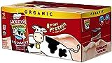 Horizon Organic, Lowfat Organic Milk Box, Strawberry, 8  Fl. Oz (Pack of 18), Single Serve, Shelf...