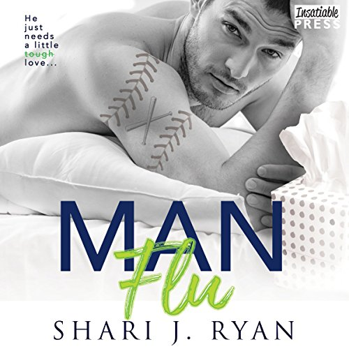 Man Flu audiobook cover art