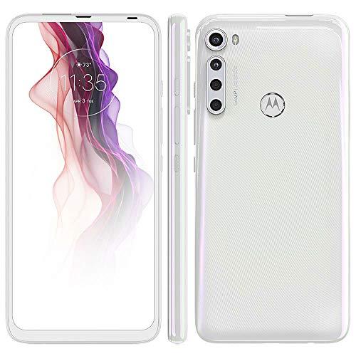Smartphone Motorola One Fusion+ Xt2067-2 128gb Branco Prisma