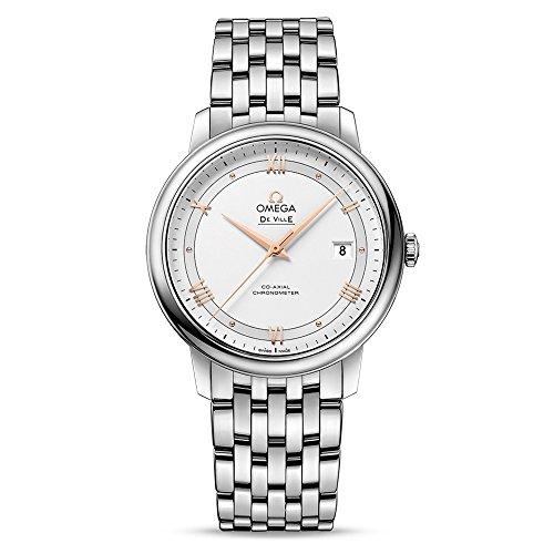 Omega De Ville Prestige reloj automático para hombre 424. 10. 40. 20. 02. 002