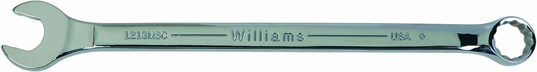 Williams 1211 msc-th SC 12 Point-Maulschlüssel, 11 mm B00JP0ODZE   Ausgang