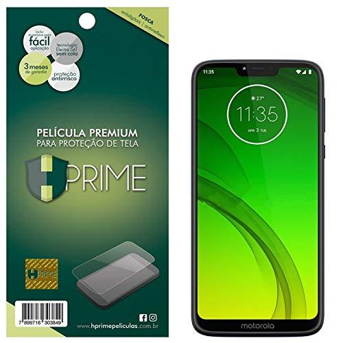 Pelicula Hprime Fosca para Motorola Moto G7/ G7 Plus, Hprime, Película Protetora de Tela para Celular, Transparente