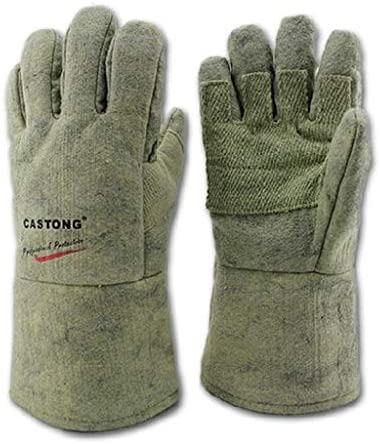 CF Glove Oven Mitts Heat Resistant Industrial Gloves High Temperature and Heat Resistant 500 product image