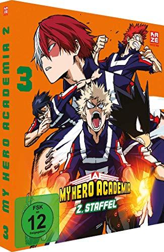 My Hero Academia - Staffel 2 - Vol.3 - [DVD]
