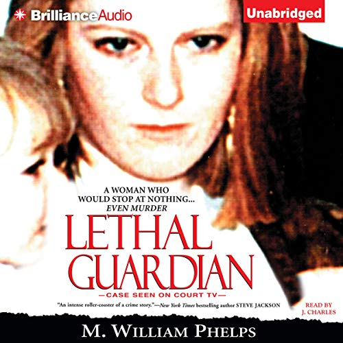 Lethal Guardian audiobook cover art