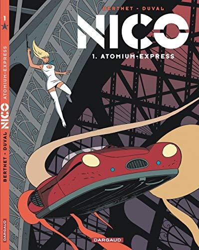Nico - tome 1 - Atomium-Express