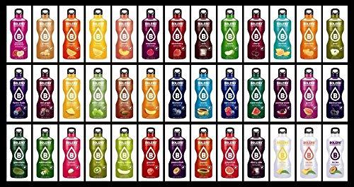 [SPED.EXPRESS INCLUSA] Bolero, polvere per bevande istantanee 0 ZUCCHERI 39 bustine assortite (GUSTI COME DA FOTO)- NT INTEGRATORI