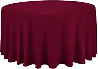 Best burgundy tablecloths for weddings Reviews