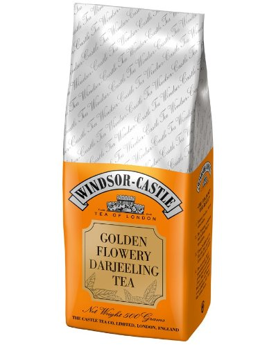 Windsor-Castle Golden Flowery Darjeeling Tea, Tüte, 500 g