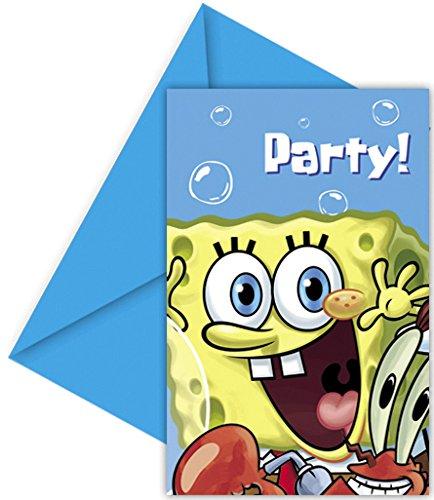 amscan Sponge Bob Party Laden