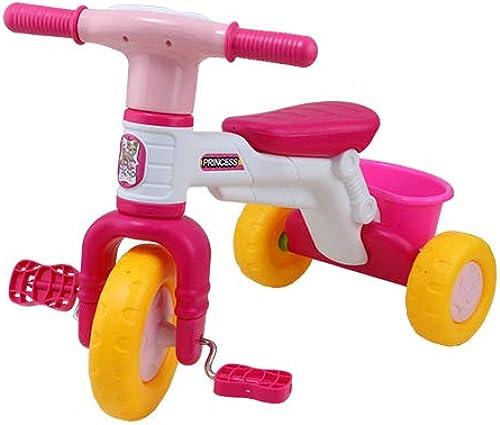 Tricycle vélo enfant bicyclette bébé jouet enfant léger bicyclette enfant voiture 1-3 ans