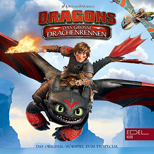 Das große Drachenrennen. Das Original-Hörspiel zum Film-Special Titelbild