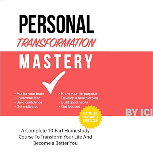 Personal Transformation Mastery audiobook cover art