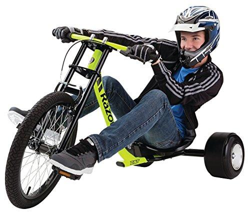 Razor DXT Drift Trike Yellow, One Size