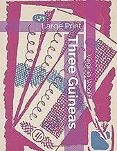 Three Guineas: Large Print