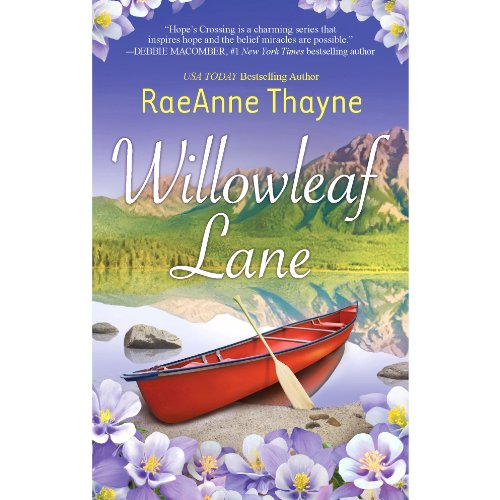 Willowleaf Lane audiobook cover art