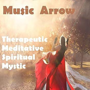 Therapeutic Meditative Spiritual Mystic