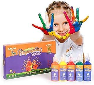 Finger Paint kit, Washable Finger Paint Set (fingerpaint-1)
