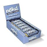 Nakd Barre Cookie & Noix de cajou - sans gluten, sans lactose, Crue certifié Paléo, Vegan | 18...