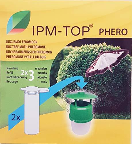 Agrinova Xentari® Raupenfrei Box Tree Caterpillar Tratamiento | Bacillus Thuringiensis | Mezcla de insecticida biológico (25 g)