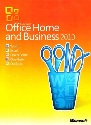 MS Office 2010 Home and Business 32bit 64bit DVD (IT) [import allemand]