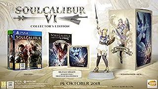 Soulcalibur VI - Edición Coleccionista (B07DPWVZFB) | Amazon price tracker / tracking, Amazon price history charts, Amazon price watches, Amazon price drop alerts