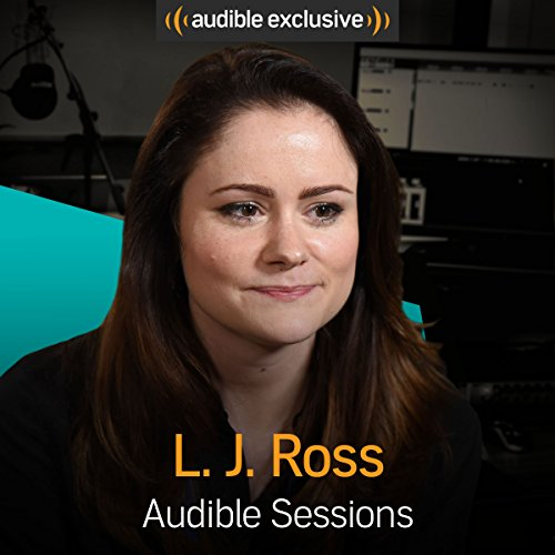LJ Ross audiobook cover art